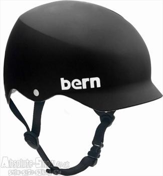 Bern Baker EPS Naked Helmet, Large, Matte Black