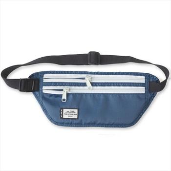 Kavu Hideaway Money Belt Waist / Bum Bag 1L Sapphire