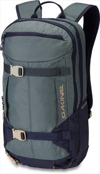 Dakine Mission Pro Snowboard/Ski Backpack, 18L Dark Slate