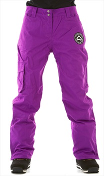 Westbeach Devotion Women's Ski/Snowboard Pants, XS Amethyst