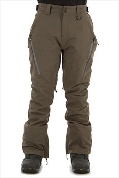 Bonfire Surface Ski/Snowboard Pants, L Charcoal