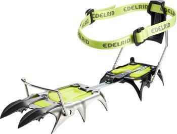 Edelrid Beast Alpine Crampon, Uk 1.5-13 | Eu 34-48 Night