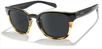 Zeal Windsor Dark Grey Sunglasses, Black Tortoise