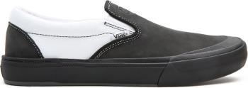 Vans BMX Slip-On Dakota Roche Trainers/Shoes, UK 9 Black/White