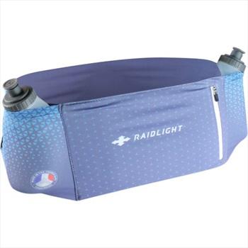 Raidlight Stretch Raider Runner's Waist Belt / Bum Bag, XL Dark Blue