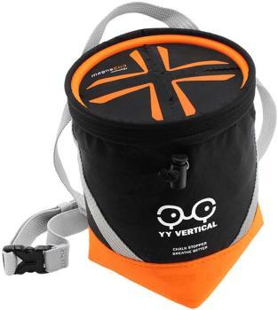Y&Y Chalk Stopper Rock Climbing Chalk Bag, Colour 1 | Orange
