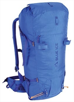 Blue Ice Warthog Backpack S/M Alpine Mountaineering Pack, 30l Blue