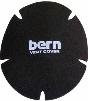 Bern Vent Cover Ski/Snowboard Helmet Upgrade One Size Black