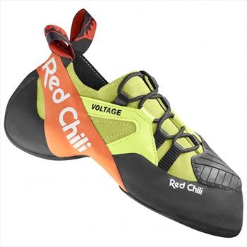 Red Chili Adult Unisex Voltage Lace Rock Climbing Shoe, Uk 10.5 | Eu 45 Wasabi