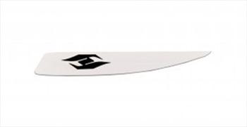 Hyperlite Disorder Wakeboard Fin Kit, 2 Pack Grey 2021
