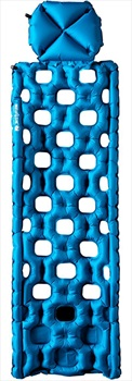 Klymit Inertia Ozone Compact Backpacking Pad, 183cm Blue