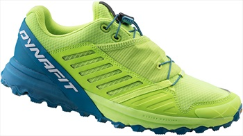 Dynafit Alpine Pro Men's Trail Running Shoes, 9 Fluo Yellow