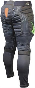 Demon X Connect XD3O Ski/Snowboard Impact Pants XL Black