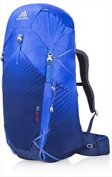 Gregory Womens Octal 55 Medium Ultralight Trekking Backpack, Blue