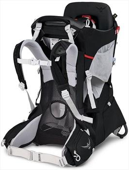 Osprey Poco Plus Child / Kid Carrier, One Size Starry Black