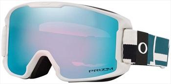 Oakley Line Miner Youth Sapphire Snowboard/Ski Goggles, S Balsam