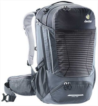 Deuter Trans Alpine Pro 28 Day/Cycling Backpack, 28L Black/Graphite