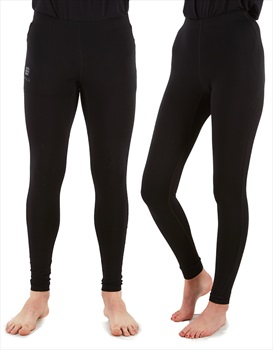 Hyka Essentials Ski/Snowboard Thermal Leggings, XL Black