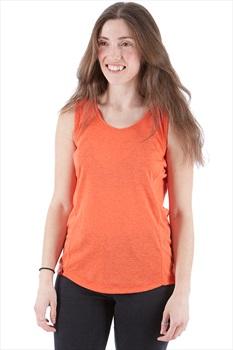 Montane Womens X Bmc Mono Women's Tank Top Vest, Xs Paprika