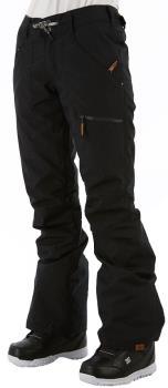 Roxy Nadia Women's Snowboard/Ski Pants, S True Black