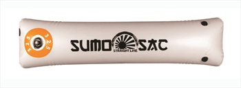 Straight Line Sumo Sac Ballast Bag, 325 Grey