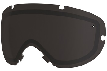 Smith I/OS Snowboard/Ski Goggle Spare Lens, One Size, Blackout