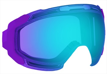 Bern Juno Ski/Snowboard Goggles Spare Lens, One Size, Green/Blue