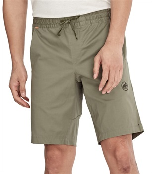 "Mammut Camie Rock Climbing Shorts, 34"" Tin"