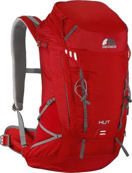 Vango F10 Hut Pack Backpacking Rucksack, 35L Red