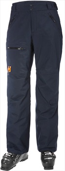 Helly Hansen Sogn Cargo Pants Ski/Snowboard Salopettes XXL Navy