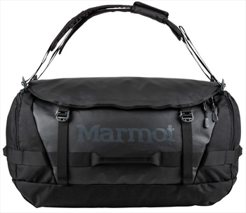 Marmot Long Hauler Duffel Travel Bag - 75L, Black