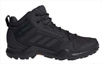 Adidas Terrex AX3 Mid GTX Hiking Boots, UK 8.5 Core Black