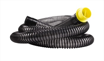 Straight Line Max Flow Pump Hose For Sumo Ballast Bags, 12'