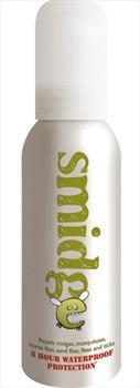 Smidge Deet-Free Waterproof Insect Repellent, 75ml Silver