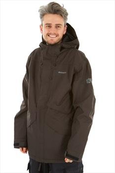 Bonfire Vector Men's Ski/Snowboard Jacket L Black