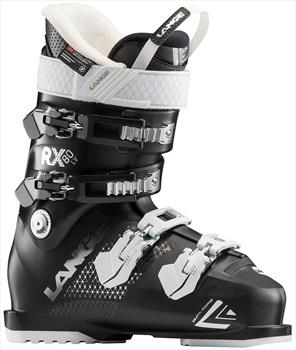 Lange RX 80 W L.V. Women's Ski Boots, 27/27.5 Black/White 2019
