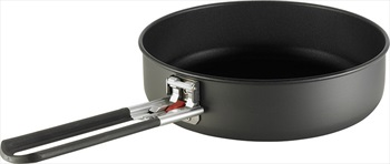 MSR Quick Skillet Nonstick Camp Frying Pan, 17.5cm Black