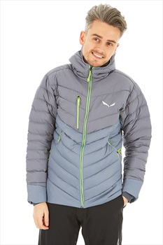 Salewa Ortles Medium 2 Down Men's Insulated Jacket, XL Grisaille