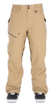 Bonfire Surface Textured Ski/Snowboard Pants, S Desert