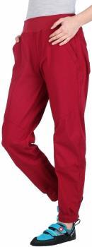 Patagonia Womens Caliza Women's Rock Climbing Trousers, L Roamer Red