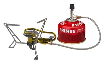 Primus Express Spider II Lightweight Camping Stove, Silver