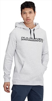 Mammut Logo ML Hoody Pullover Hoodie, M Highway Melange PRT1
