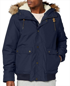 Quiksilver Arris Insulated Jacket, M Navy