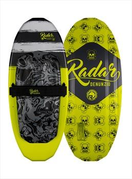 Radar Denunzio Kneeboard, Yellow