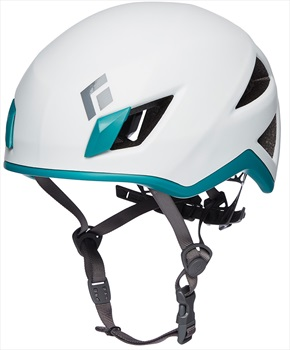Black Diamond Vector Women's Climbing Helmet, S/M Blizzard-Teal