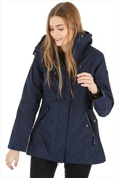 Five Seasons Julina Women's Waterproof Shell Jacket, M Marine