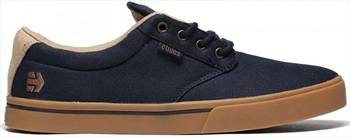 Etnies Jameson 2 Eco Skate Shoes, Uk 7.5 Navy/Gum/Gold