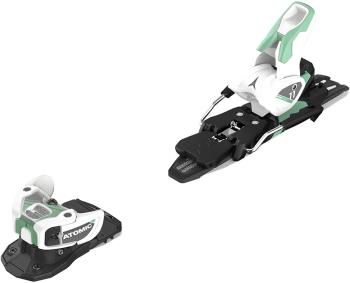 Atomic Warden 11 MNC Ski Bindings, 100mm White/Mint