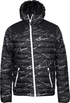 Wearcolour Zest Insulator Jacket, M Black Marble