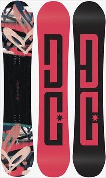 DC Forever Women's Hybrid Camber Snowboard, 150cm